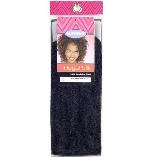 Royal Silk Braid Afro Kinky Bulk 24 Quot Hairomg Com