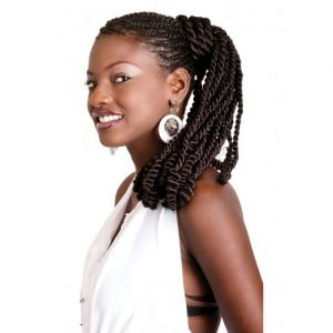 ROYAL SILK BRAID] NUBIAN LOCKS - Hairomg Com