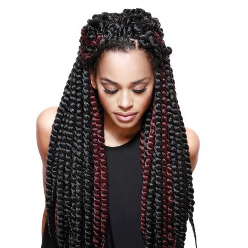 Royal Silk Braid Super Rope Twist Hairomg Com