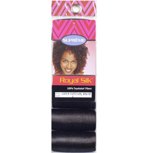 Royal Silk Braid Super Tape Curl Hairomg Com