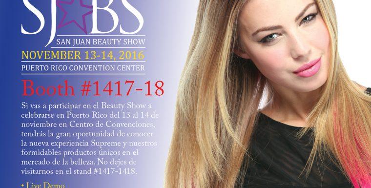 2016 San Juan Beauty Show – Puerto Rico