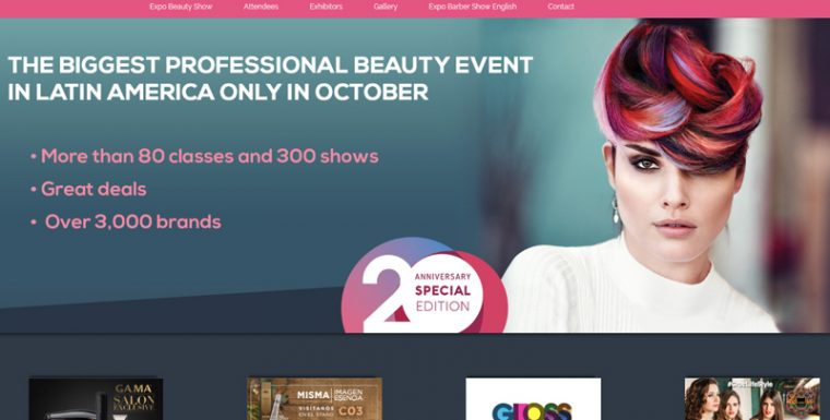 2016 Expo Beauty Show – Mexico