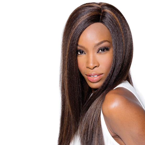 SYN LACE FRONT WIG] HAZEL - Hairomg.com